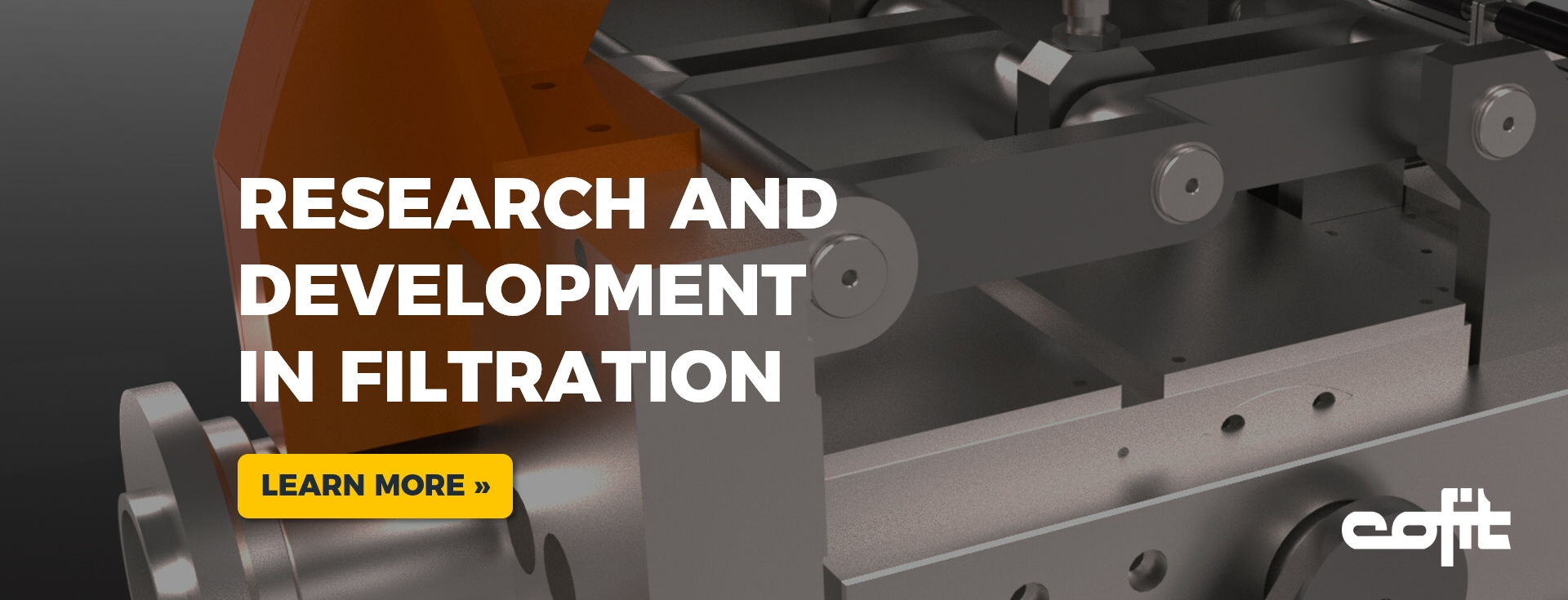 Research and development in filtration - Cofit