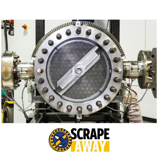 Scrapeaway - Screenchanger Cofit