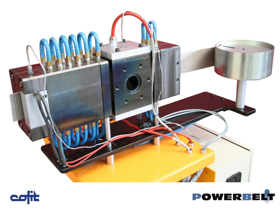 Powerbelt screenchanger - Cofit