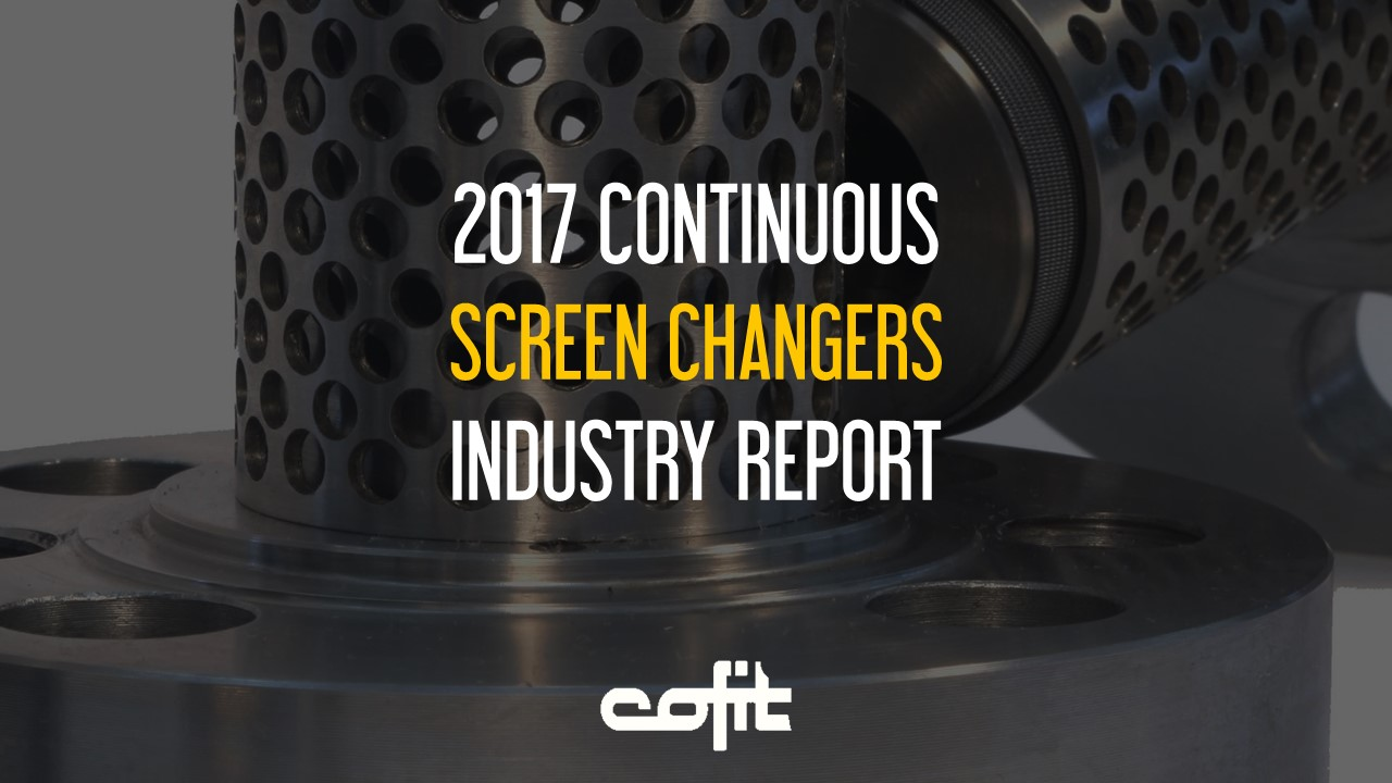 2017 countinuous screen changers industry report