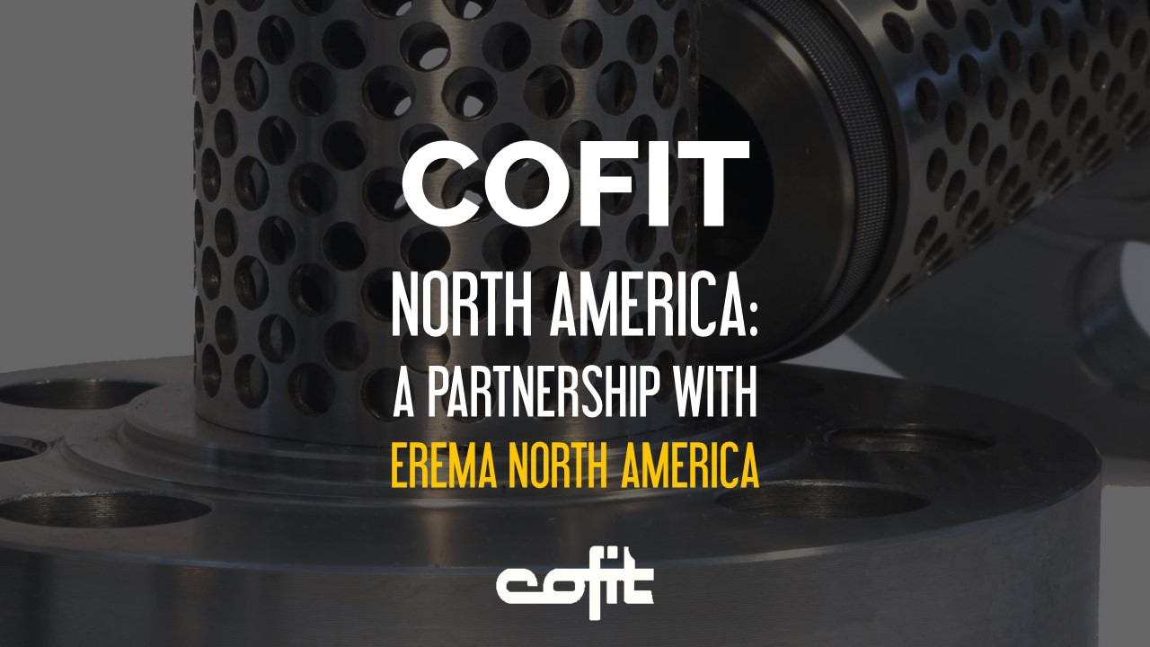 The partnership Cofit North America / Erema North America