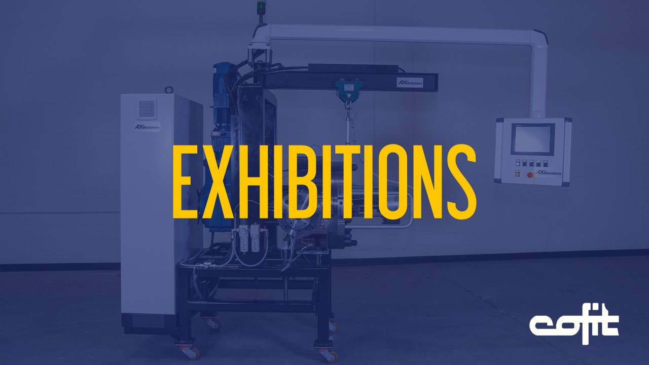 Exhibitions of screen changers technologies