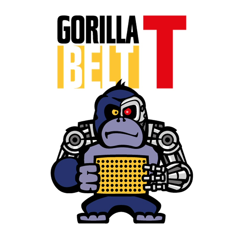 Gorillabelt T - Screen changer - Cofit International