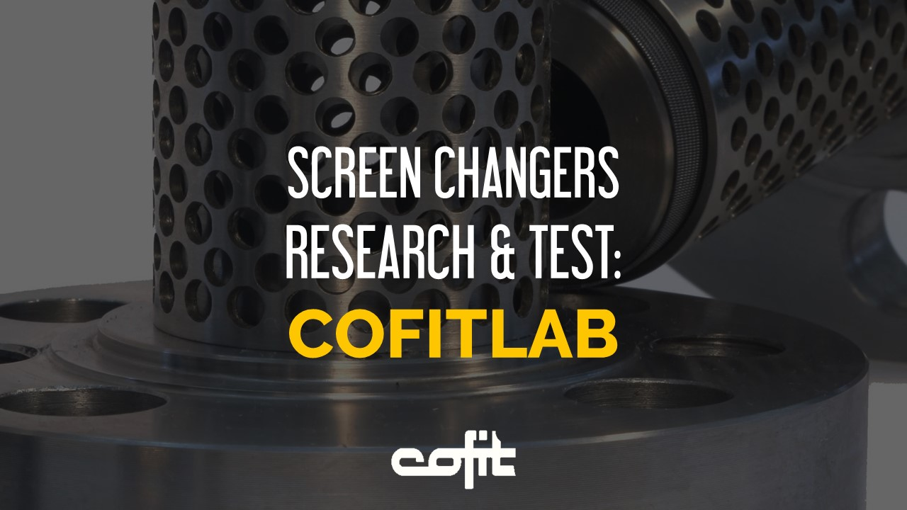 Screen changers research & test: Cofit lab