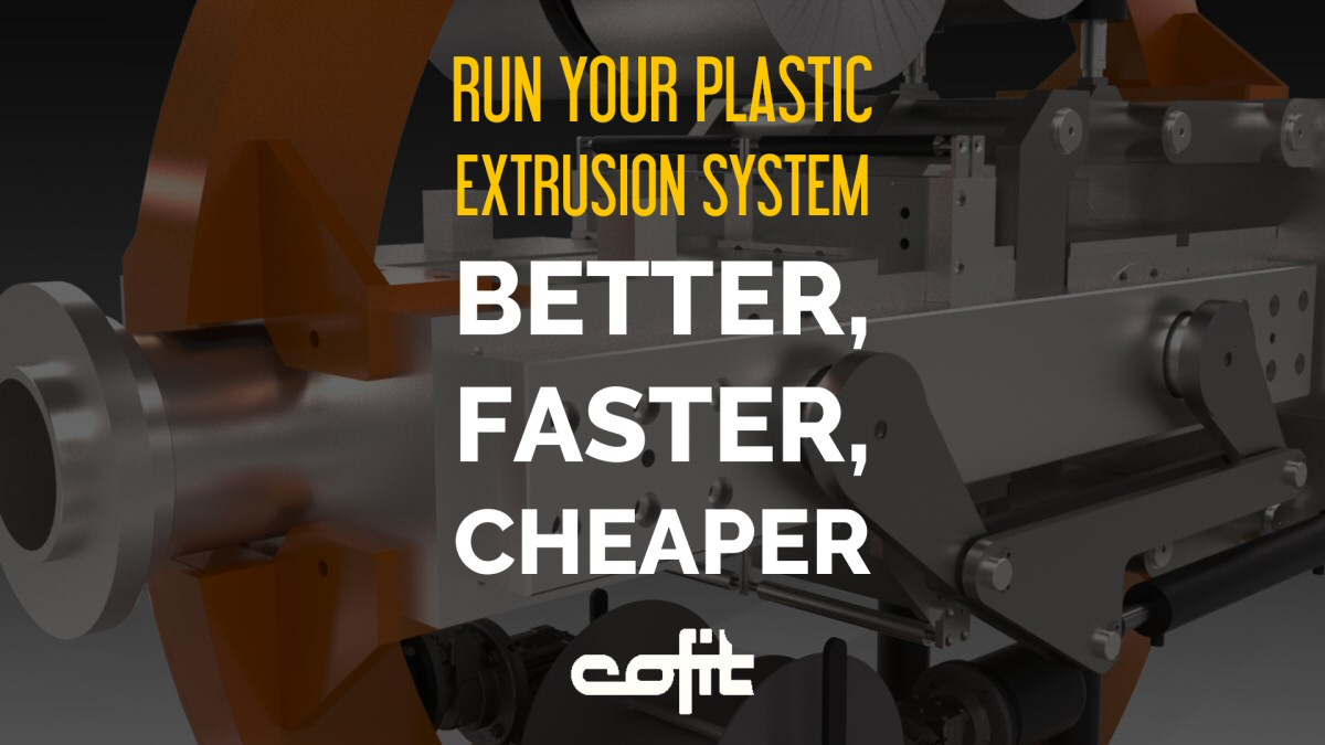 Screenchangers for better, faster, cheaper plastic extrusion