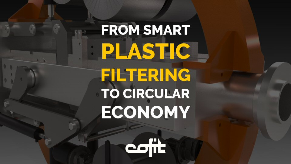 From Smart Plastics Filtering To Circular Economy