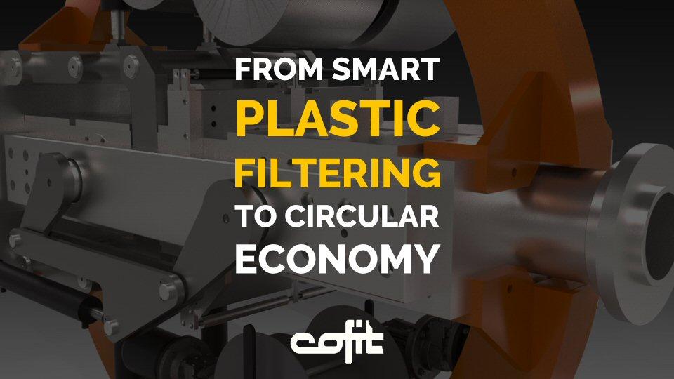 From Smart Plastics Filtering To Circular Economy